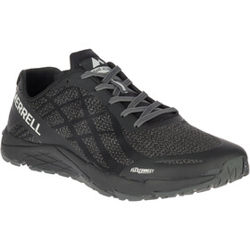 Merrell Bare Access Flex Shield Zapatillas Hombre, black and white